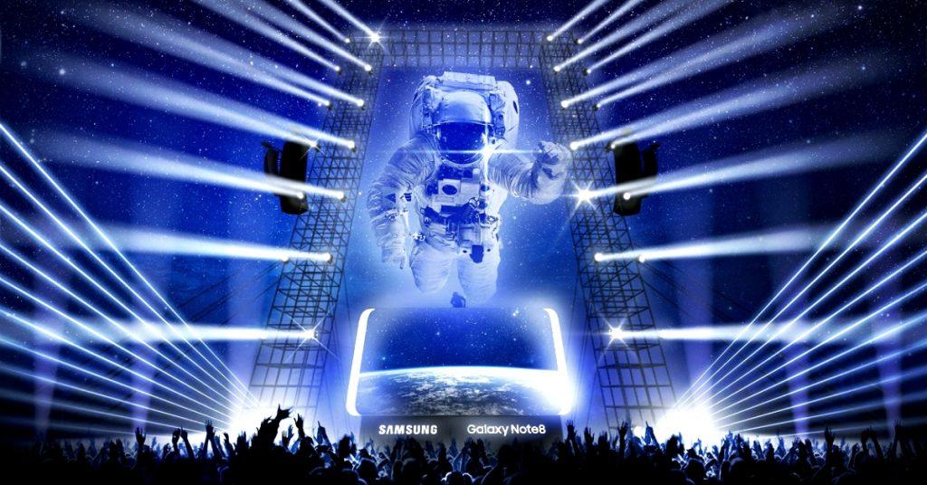 Milano dj set di ingrosso sotto l 39 ologramma radio deejay for Samsung arena milano