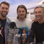 Axwell Λ Ingrosso rivelano ad Albertino i loro produttori EDM preferiti