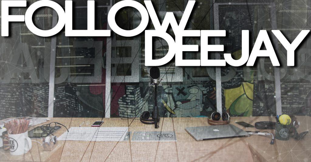 Come visitare Radio Deejay: il venerdì è Follow Deejay | Radio Deejay