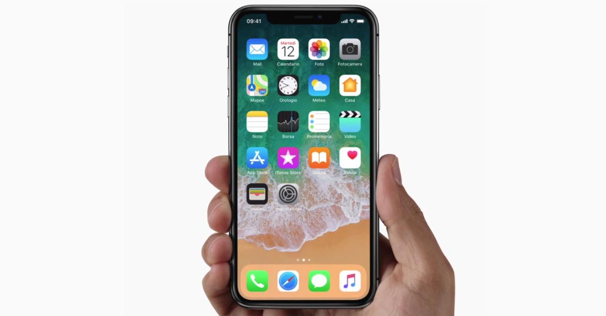 iPhone X, ecco com'è fatto. Le foto di tutti i dettagli