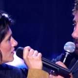 """Elisa e Federico Zampaglione cantano """"Per me è importante"""": il duetto dà i brividi"""