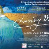 """""""Loving Vincent"""" i capolavori di Van Gogh prendono vita al cinema il 20 novembre"""