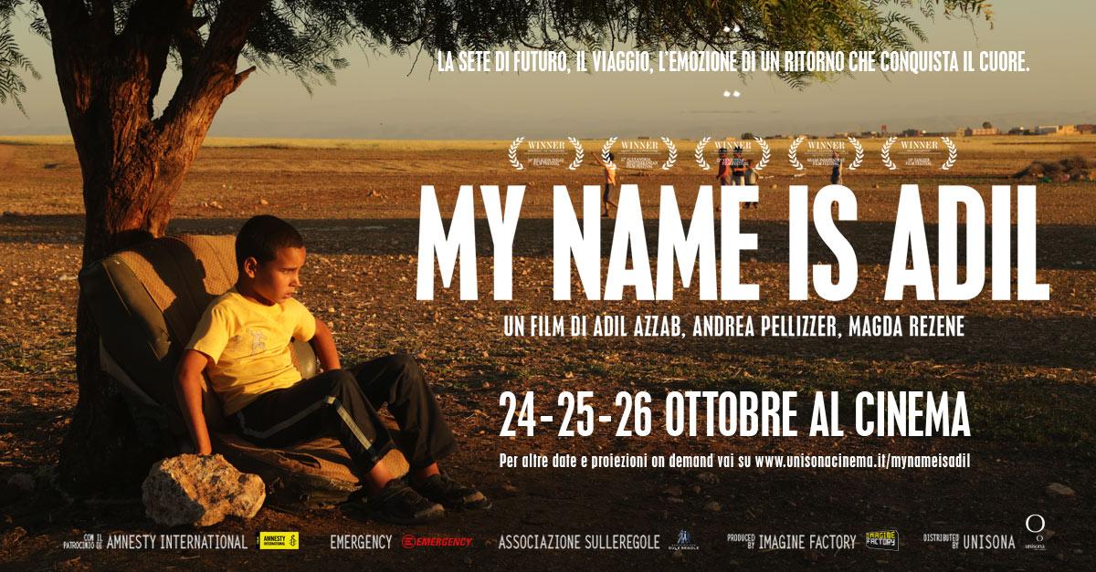 """""""My Name is Adil"""", la storia vera del bimbo pastore che voleva studiare"""