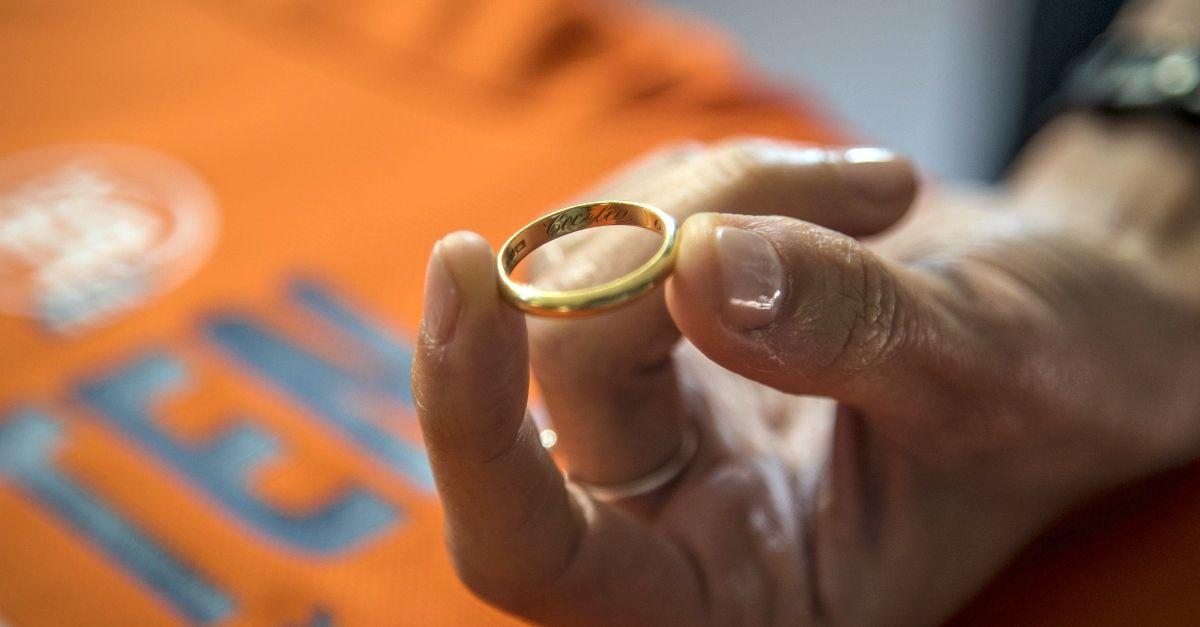 Signore dell'anello cercasi: aiutaci a trovare il marito che ha perso la fede alla DEEJAY Ten