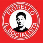 Il Socialista, collegamento con il set del film 'La finestra in fronte'. Fiorello imita Gabriele Muccino