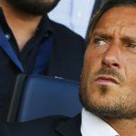Tornano gli scherzi di Francesco Totti, ecco quello a Delvecchio