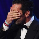 Londra. Best Fifa Awards: Gigi Buffon è il miglior portiere al mondo. Le lacrime sul palco