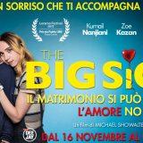 """""""The Big Sick""""- Il matrimonio si può evitare…l'amore no. Il racconto della storia d'amore del comico Kumail Nanjiani al cinema dal 16 novembre"""