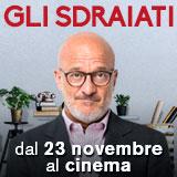 """Gli sdraiati"" dal best seller di Michele Serra, un film di Francesca Archibugi al cinema dal 23 novembre"