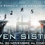 "Noomi Rapace interpreta 7 sorelle in  ""Seven Sisters"". Thriller fantascientifico al cinema dal 30 novembre"