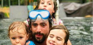 """30 anni e 3 figli, coppia scappa dalla città per vivere a Bali: """"Se possiamo noi, potreste anche voi"""""""