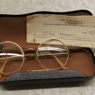 John Lennon: 9 cimeli rubati ritrovati a Berlino
