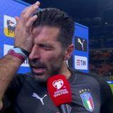 """Buffon in lacrime dopo l'eliminazione, le ultime parole del capitano: """"Abbiamo fallito"""""""