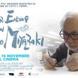 """""""NeverEnding Man-Hayao Miyazaki"""" il documentario sul maestro dell'animazione al cinema solo il 14 novembre!"""