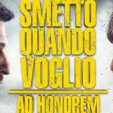 Smetto Quando Voglio – Ad Honorem, l'ultima puntata della saga al cinema!