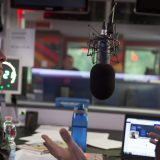"""Noel Gallagher a Tropical Pizza: """"Scrivo canzoni che parlano di ombrelli, non di pioggia"""""""