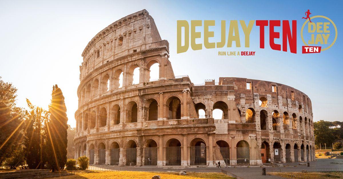 La Deejay Ten è tornata a Roma