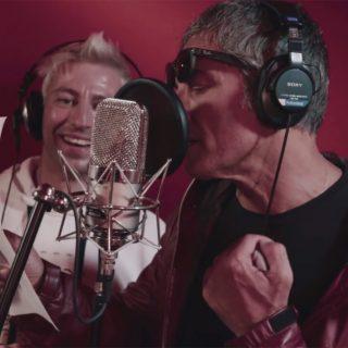 Fiorello rappa con Danti: il video