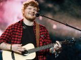 1) Ed Sheeran