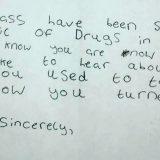 """Il bimbo scrive a Noel Gallagher: """"Vieni in classe a parlare di quando ti drogavi?"""""""