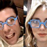 Natale in casa Ferragni: i nuovi occhiali del papà di Chiara grandi protagonisti
