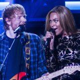 """Ed Sheeran e Beyoncé cantano insieme nella nuova versione di """"Perfect"""""""