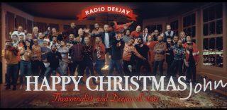 """""""Happy Christmas John"""": la canzone di Natale 2017"""