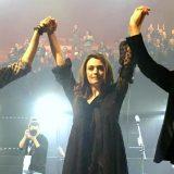 Silvestri, Consoli, Gazzè prendono in giro i talent show durante il concerto