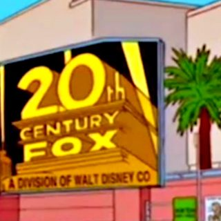 Disney acquista 21th Century Fox: la previsione dei Simpson