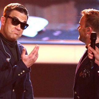 """Robbie Williams: """"Disposto a tornare, ma a una condizione"""""""