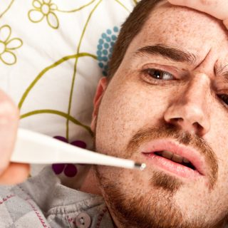 Storie deliranti di uomini con l'influenza: i messaggi