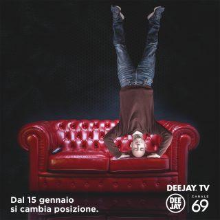 DEEJAY TV è sul canale 69 del digitale