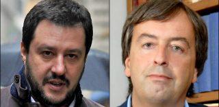 Matteo Salvini e il professor Burioni: scontro sui vaccini in diretta a Tuttorial