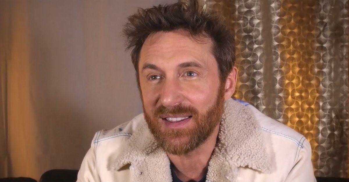 David Guetta, l'intervista prima del live di Milano