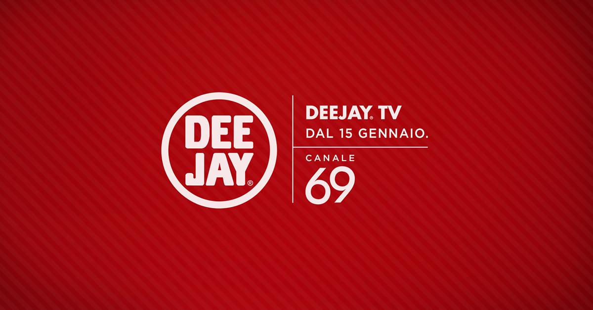"""DEEJAY TV dal 15 gennaio sul canale 69, Linus: """"La nostra nuova casa"""""""