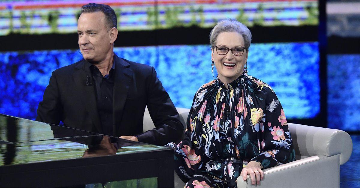Fabio Volo: cosa ho trovato nel camerino di Tom Hanks e Meryl Streep