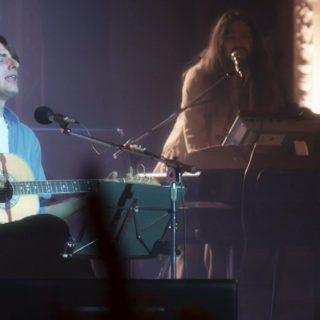 Marinelli canta 'Il pescatore' nel film su De André