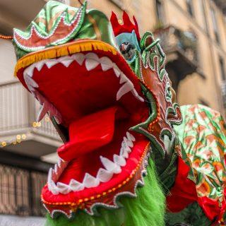 Capodanno cinese, i festeggiamenti a Milano