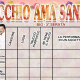 Pinocchio presenta le schede di Sanremo 2018 da scaricare. Votate con noi!