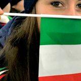 Sofia Goggia alle Olimpiadi invernali: trap e videogiochi prima della cerimonia