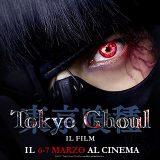 Arriva al cinema il live action del manga Tokyo Ghoul. Nei cinema solo il 6 e 7 marzo