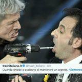 Sanremo nel mirino dei social, i tweet più divertenti (e più cattivi) della seconda serata