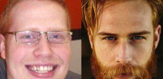 Gwilym Pugh, da assicuratore a modello grazie al barbiere: il video della trasformazione