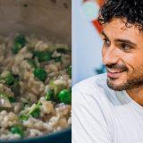 """Marco Bianchi """"Il riso è amico della pressione ma attenzione a come lo condite e abbinate"""""""
