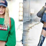 Ombelico scoperto e pantaloni a vita bassa: Britney Spears torna teenager per Kenzo
