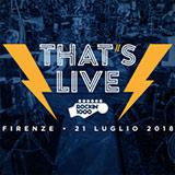 Chi dirigerà e chi presenterà i Rockin'1000 a That's Live il 21 luglio a Firenze? Tutte le info qui.