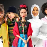 """Festa della donna. Da Frida Khalo alla calciatrice Sara Gama, 17 Barbie per le """"Bambine ribelli"""""""