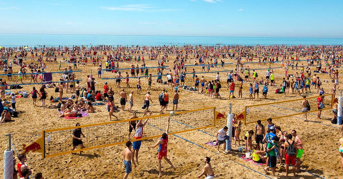 Mizuno Beach Volley Marathon dall'11 al 13 Maggio