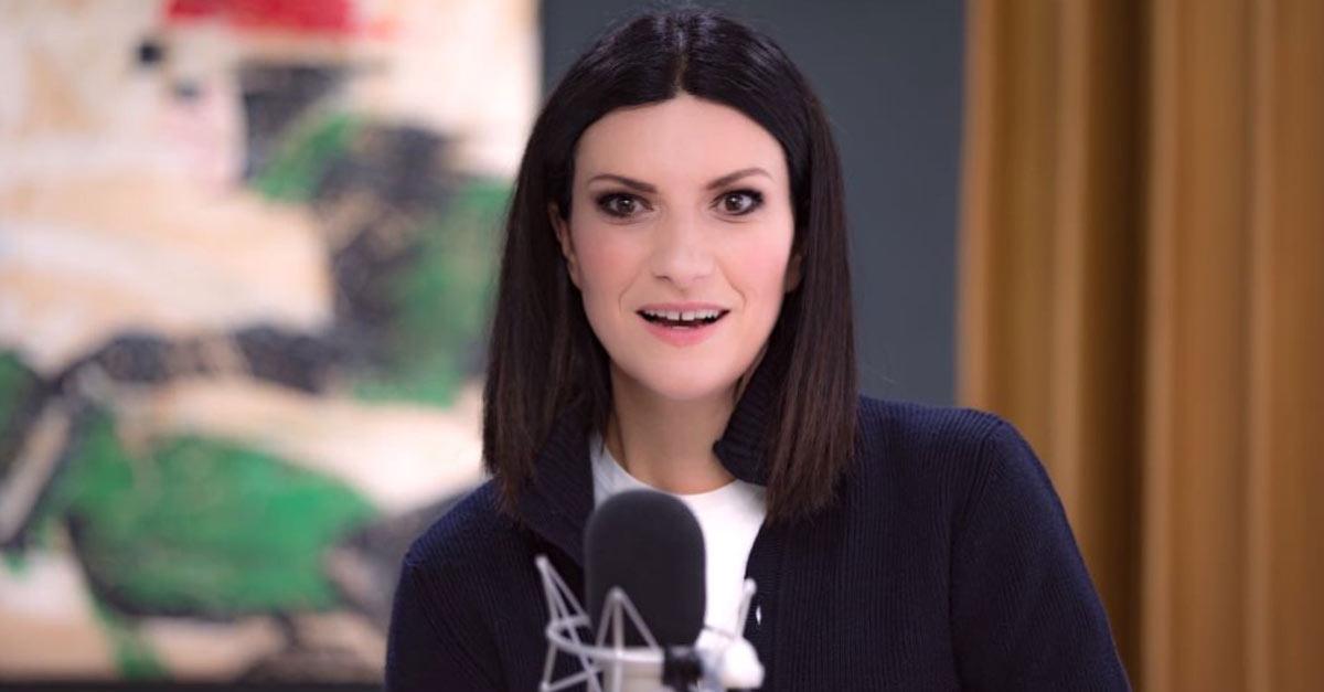 Laura Pausini, l'intervista a Deejay chiama Italia