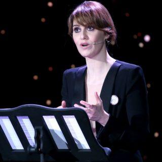 Paola Cortellesi, il monologo ai David di Donatello